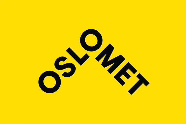 Oslo Metropolitan University, Norway logo